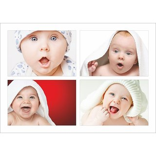 Baby Poster Set of 4 Set 10