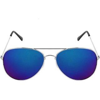Code Yellow UV Protected Aviator Mercury Sunglasses For Men  Women