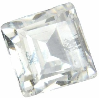 Natural Zircon Stone 6 Ratti (5.5 carats) Rashi Ratna  Origional and Certified by GEMOLOGICAL LABORATORY OF INDIA (GLI) Jerkan Precious Gemstone Unheated and Untreated Top Quality Gems for Astrological Purpose
