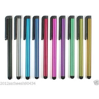 Capacitive Touch Stylus Touch Screen Pen for Mobile / Tablet (Onlu 1 PEN + Random Color)