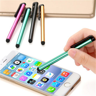 Stylus Pen Capacitive Touch for Mobile / Tabs / Smart Phones / Laptops Buy 1 Get 1 Free