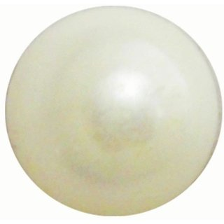 Natural Pearl Gemstone 7.5 Ratti (6.8 carats) Rashi Ratna  Origional and Certified by GEMOLOGICAL LABORATORY OF INDIA (GLI) Moti Precious Stone Unheated and Untreated Top Quality Gems for Astrological Purpose