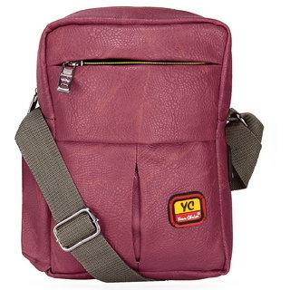Bum Bat Collection Men Casual Purple Sling Bag