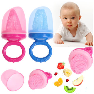 Baby Food Fruits Soup Feeder Pacifier Feeding Dummies Soother Nipples Bite Gags Milk Pacifier Mesh Feeding