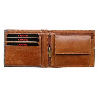 34016242c0d64 Buy Genuine Leather Wallet Money Purse For Men Gents With Card Slots ...