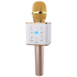 Q7 Portable Wireless Karaoke Microphone