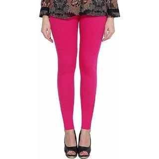 ALISHAH Ankle Length Cotton Lycra Premium Leggings for Women and Girls, PLUS 13 Colors, SIZEs  M, L, XL, XXL, XXXL