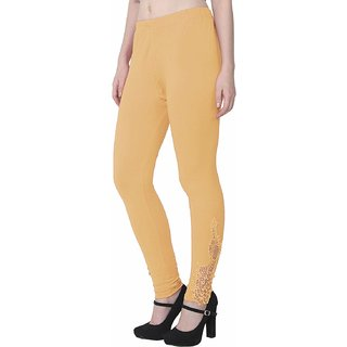 dde3321a9664d Buy ALISHAH Ankle Length Leggings With Peacock Pach for Women and Girls,  PLUS 13 Colors, SIZEs M, L, XL, XXL, XXXL Online - Get 18% Off
