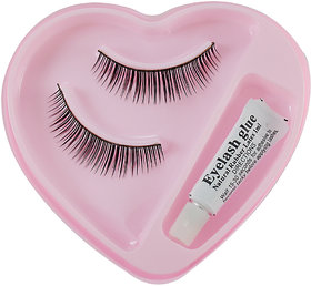 Assorted False Eyelash With Gum