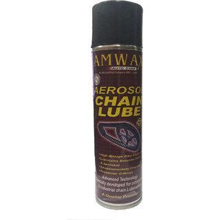 Amwax Chain Lube Spray 225 Ml