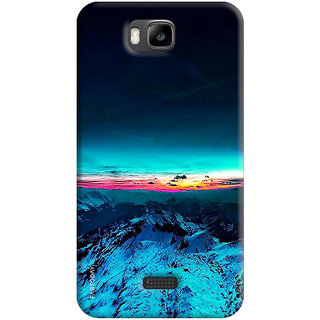 FABTODAY Back Cover for Huawei Honor Bee - Design ID - 0221