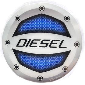 Customize DLESEL Universal Tank Pad Sticker For ALL Cars Bikes Scooter