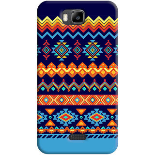 FABTODAY Back Cover for Huawei Honor Bee - Design ID - 0991