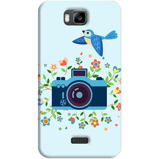 FABTODAY Back Cover for Huawei Honor Bee - Design ID - 0998