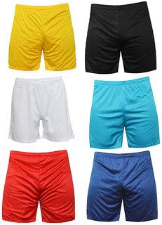 Sports Polyester Multi-colour Shorts,Swimming Shorts,Gym Shorts,Barmunda Set 6
