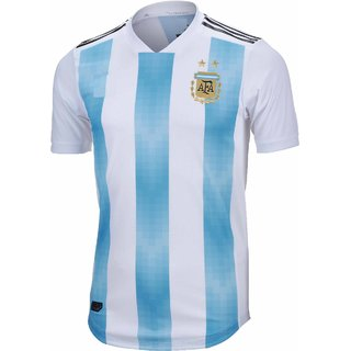 08c24173346 Buy ARGENTINA HOME JERSEY WORLD CUP 2018 -MASTER QUALITY Online - Get 44%  Off