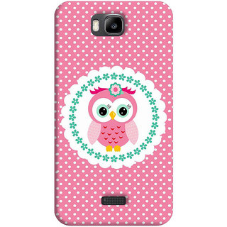 FABTODAY Back Cover for Huawei Honor Bee - Design ID - 0657