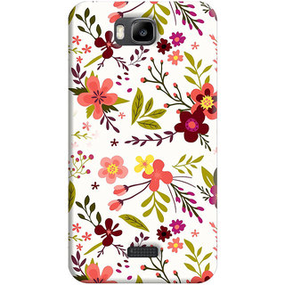 FABTODAY Back Cover for Huawei Honor Bee - Design ID - 1019