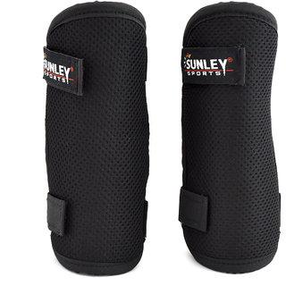 SUNLEY shin guard ideal for boys length 20 cm Football Shin Guard