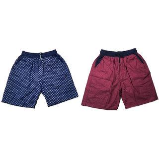 Mens Cotton Boxer  Barmuda Shorts Set 2