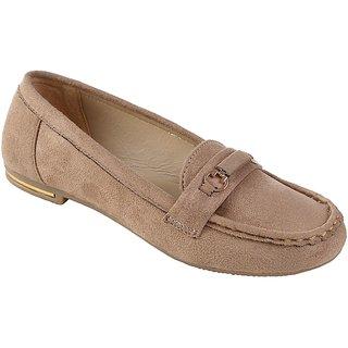 Catbird Women Camel Loafers