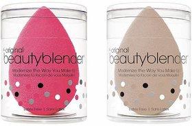 beauty blender Puff Makeup Blender - 3 Pc