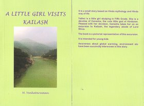 A Little girl visits Kailash