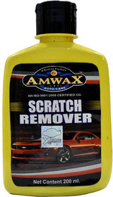 Amwax Car And Bike Scratch Remover 200 Ml