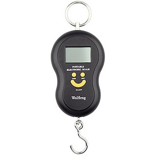 Digital Portable Electronic Weight Scale upto 40 Kg Capacity