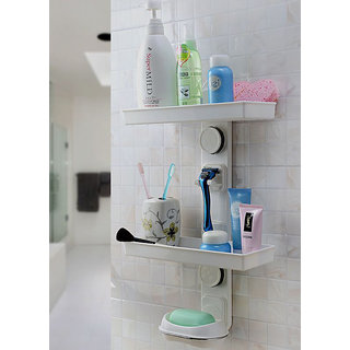 Magic Suction Cup DIY Combination Storage Rack Magic Suction Cup