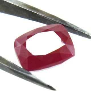 Ceylon Sapphire 11.27 Ratti Ruby Gemstone (Manik Stone) Cushion cut