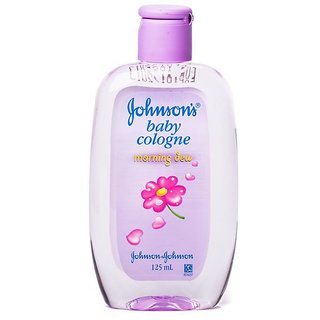 Johnsons Baby Cologne 125ml - Morning Dew