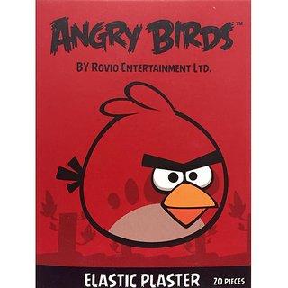 Band-Aid Bandages 20Pk - Angry Birds