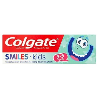 Colgate Smiles Kids Toothpaste (3-5Y) - 50ml