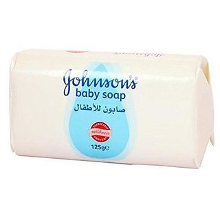 Johnsons Baby Soap - 125g