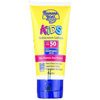 Banana Boat Kids Sunscreen Lotion SPF50 - 90ml (3oz)