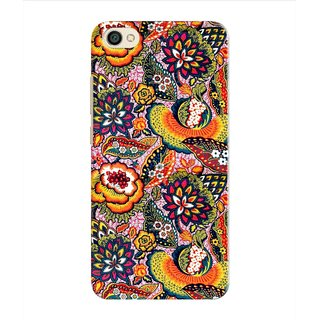 PREMIUM STUFF PRINTED BACK CASE COVER FOR OPPO A3  DESIGN 8817