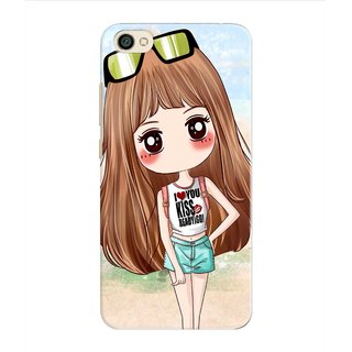 PREMIUM STUFF PRINTED BACK CASE COVER FOR OPPO A3s CPH1803  DESIGN 8214
