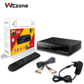 Wezone 888 Plus A Set Top Box
