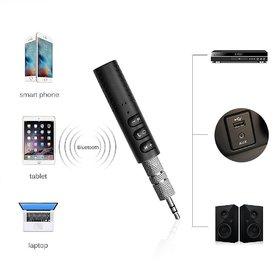 Car Bluetooth Audio Reciever With 3.5mm Aux Receiver Car Bluetooth