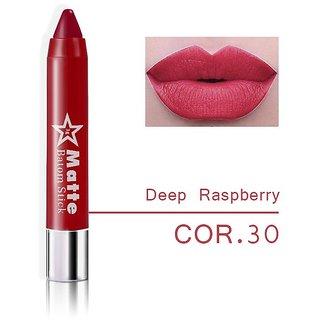Miss Rose Chubby Matte Lipstick / Lip Crayon