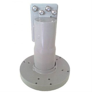 SOLID CB-4 4 Output Linear C Band Satellite Dish LNB