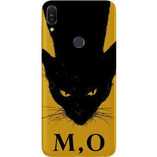 PEEPAL Asus Zenfone Max Pro M1 Designer & Printed Case Cover 3D Printing Meow Design