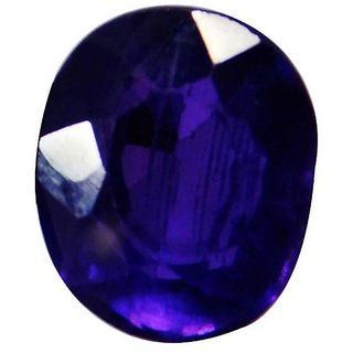 Ceylon Sapphire 3.07 Ratti Blue Sappihre Gemstone (Neelam stone) IGL Certified