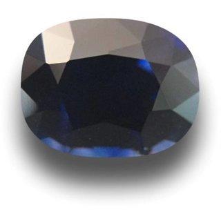 Ceylon Sapphire 3.5 Ratti Blue Sappihre Gemstone (Neelam stone) IGL Certified