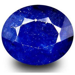 Ceylon Sapphire 8.39 Ratti Blue Sappihre Gemstone (Neelam stone) IGL Certified
