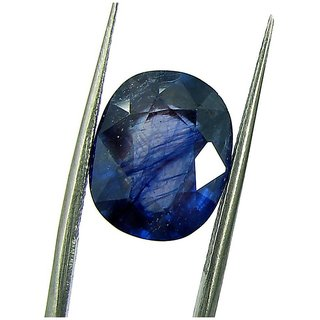 Ceylon Sapphire 5.35 Ratti Blue Sappihre Gemstone (Neelam stone) IGL Certified