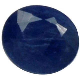 Ceylon Sapphire 5.39 Ratti Blue Sappihre Gemstone (Neelam stone) IGL Certified