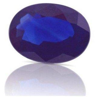 Ceylon Sapphire 9.07 Ratti Blue Sappihre Gemstone (Neelam stone) IGL Certified