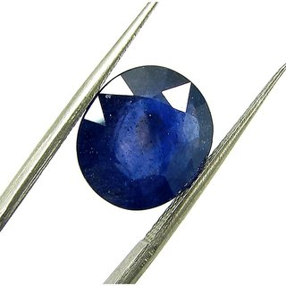 Ceylon Sapphire 5.75 Ratti Blue Sappihre Gemstone (Neelam stone) IGL Certified